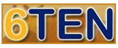 More Power 6ten logo